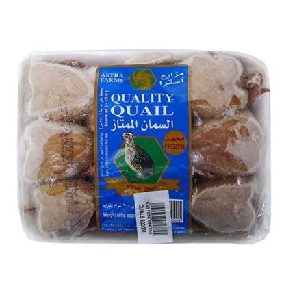 Picture of Astra Quails Normal  ( 16 Pieces * 600 GM )
