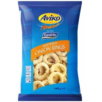 Picture of Aviko Breaded Onioning ( 6 Pouch * 1000 GM )