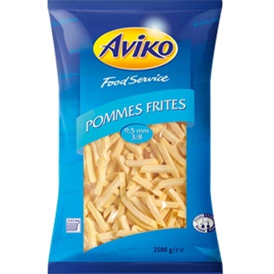 Picture of Aviko Frozen Sliced Potato ( 4 Pouch * 2500 GM )