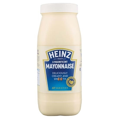Picture of Heinz Mayonnaise Som  ( 3 Bottle * 2500 GM  )