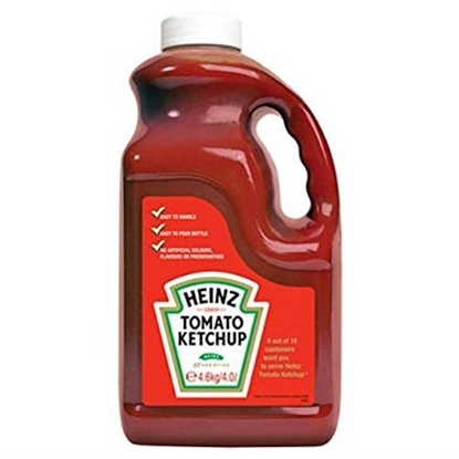 Picture of Hienz Tomato Ketchup Som ( 3 Bottle* 2500 GM  )