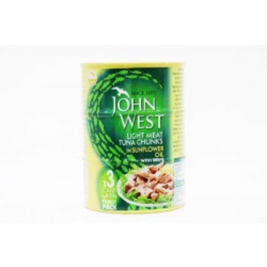 Picture of John West WM Tn Solid Oil ( 48 Cans * 170 GM )