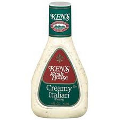 Picture of Kens Creamy Italian Dressing ( 6 Bottle * 473 ML )