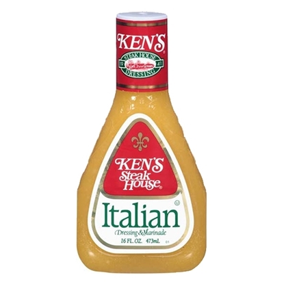 Picture of Kens Italian Dressing & Marinade ( 6 Bottle * 473 ML )