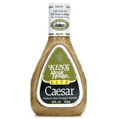 Picture of Kens Light Italian Caesar Dressing ( 6 Bottle * 473 ML )
