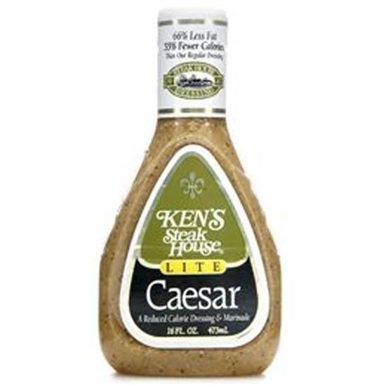 Picture of Kens Light Italian Caesar Dressing ( 6 Bottle * 473 ML )