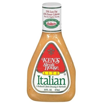 Picture of Kens Light Italian Salad Dressing ( 6 Bottle * 473 ML )