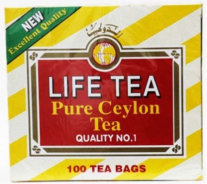 Picture of Life Tea Srilankan ( 36 Packet * 200 GM )
