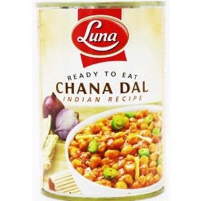 Picture of  Luna Chana Dal ( 24 Cans * 400 GM )