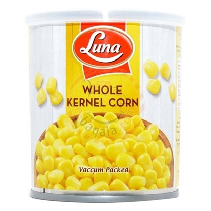 Picture of  Luna Sweet Kernel Corn ( 24 Cans * 198 GM )