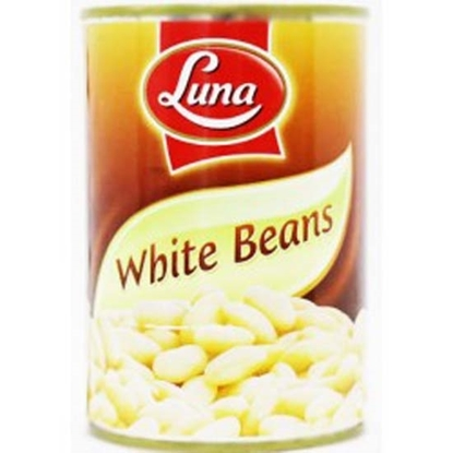 Picture of Luna White Beans ( 24 Cans * 400 GM )