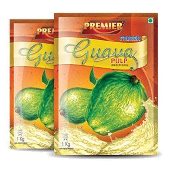 Picture of Premier Guava Pulp Frozen ( 16 Pieces * 1000 GM )