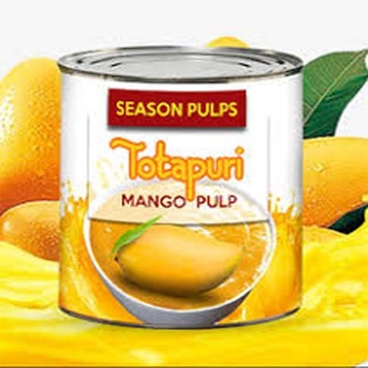Picture of Premier Totapuri Mango Pulp Frozen ( 16 Pieces * 1000 GM )