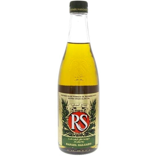 Picture of R.S. Pomace Olive Oil ( 24 Jar * 400 ML )