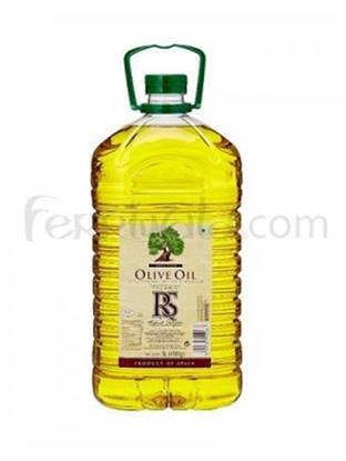 Picture of R.S. Pomace Olive Pet Drums Oil ( 3 Bottle  * 5 Liter )