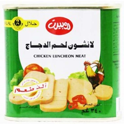 Picture of Robert Chicken Luncheon Meat  ( 12 Cans * 850 GM )