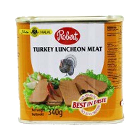 Picture of Robert Turkey Luncheon Meat ( 12 Cans * 850 GM )