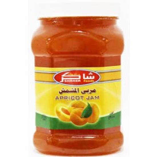 Picture of Shaker Syrian Apricot Jam ( 6 Bottle * 2000 GM )