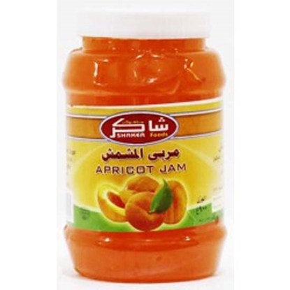 Picture of Shaker Syrian Apricot Jam ( 12 Bottle * 900 GM )
