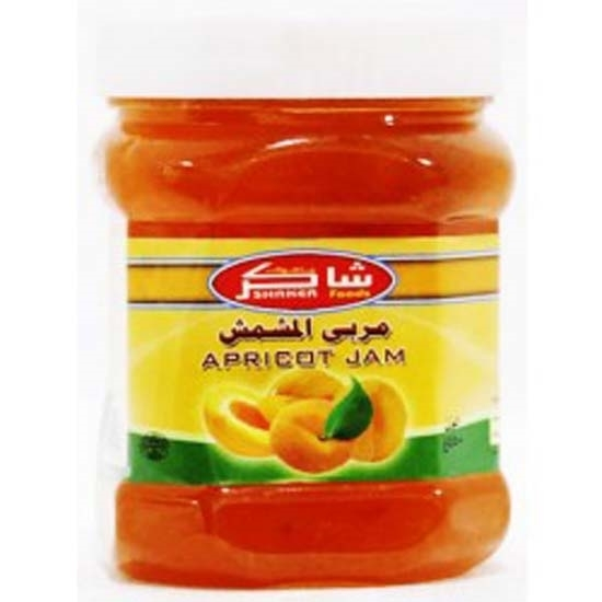 Picture of Shaker Syrian Apricot Jam ( 24 Jar * 450 GM )