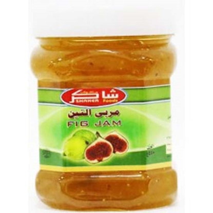 Picture of Shaker Syrian Fig Jam ( 12 Jar * 450 GM )