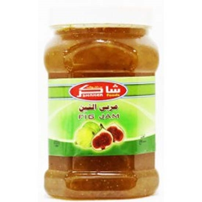 Picture of Shaker Syrian Fig Jam ( 6 Bottle * 2000 GM )