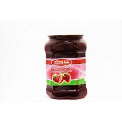 Picture of Shaker Syrian Strawberry Jam ( 6 Bottle * 2000 GM )