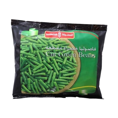 Picture of Sunbulah Frozen Cut Green Beans  ( 12 Pouch  * 450 GM )