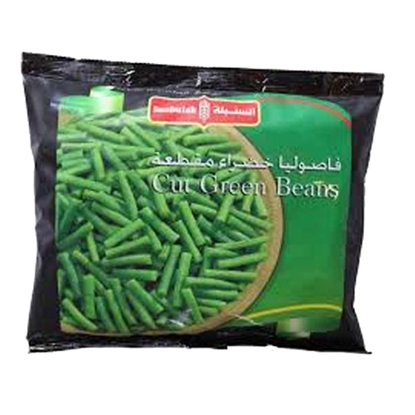Picture of Sunbulah Frozen Cut Green Beans ( 12 Pouch  * 900 GM )