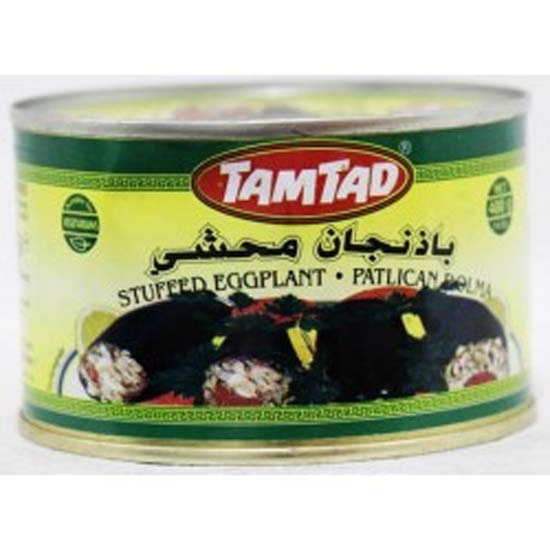 Picture of Tamtad Eggplant Fried ( 24 Can * 400 GM  )