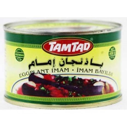 Picture of Tamtad Eggplant Imam ( 24 Cans * 400 GM  )