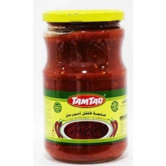 Picture of Tamtad Hot Red Pepper Paste ( 12 Jar * 330 GM  )