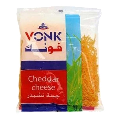 Picture of Vonk Processed Cheddar Cheese ( 10 Pieces * 4 LB )