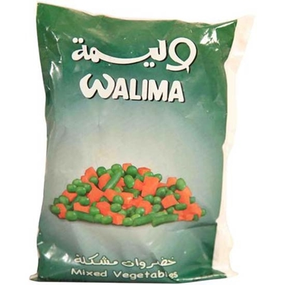 Picture of Walima Frozen Mixed Vegetable ( 20 Pouch  * 400 GM )