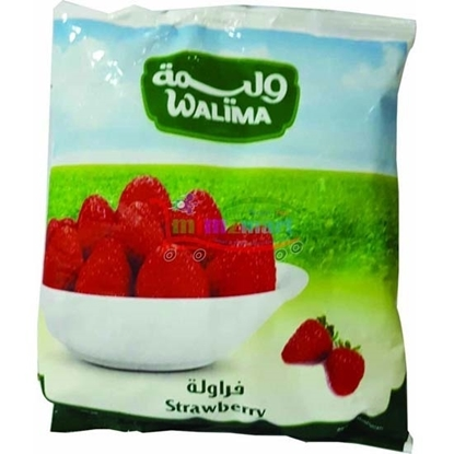 Picture of Walima Frozen Strawberry ( 10 Pouch  * 800 GM )