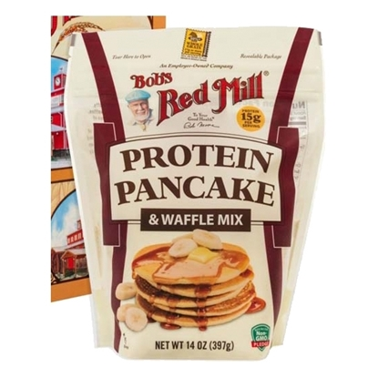 Picture of BRM Protein Pancake & Waffle Mix 15g