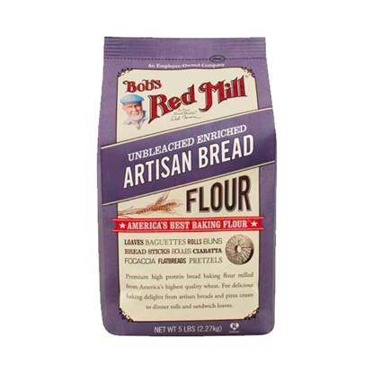 Picture of BRM UNBLEACHED ARTISAN BREAD FLOUR 2.27 GM 5LBS