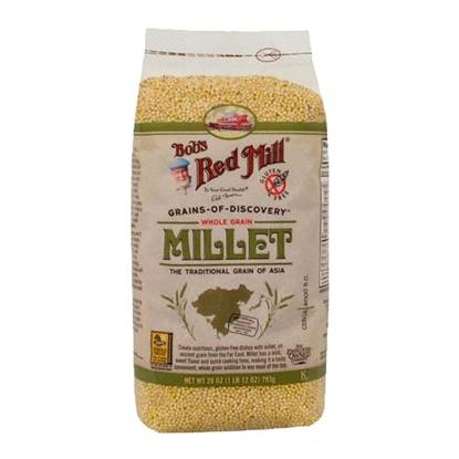 Picture of BRM MILLET HULLED (GLUTEN FREE) 28 OZ