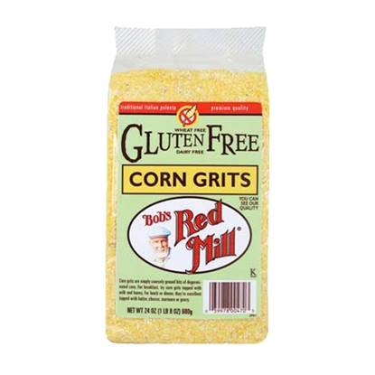 Picture of BRM CORN GRITS/POLENTA (GLUTEN FREE) 24 OZ