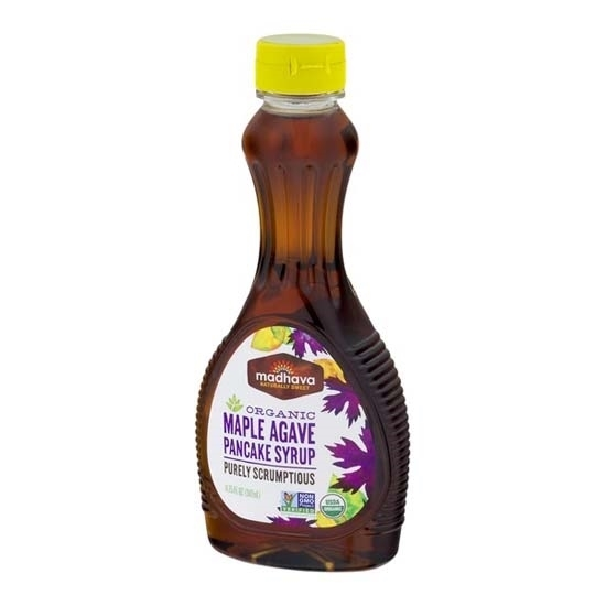 Picture of Madhava Organic Maple Pancake Syrup