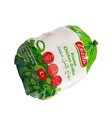 Picture of Lezita Frozen Whole Chicken  ( 900 GM * 10 Pieces )