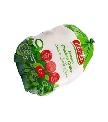 Picture of Lezita Frozen Whole Chicken  ( 1000 GM * 10 Pieces )