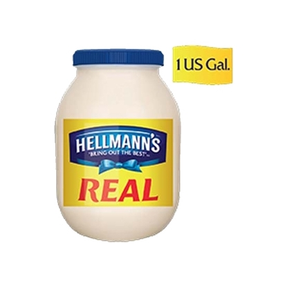 Picture of Hellmann's Real Mayonnaise (4x3.78L)