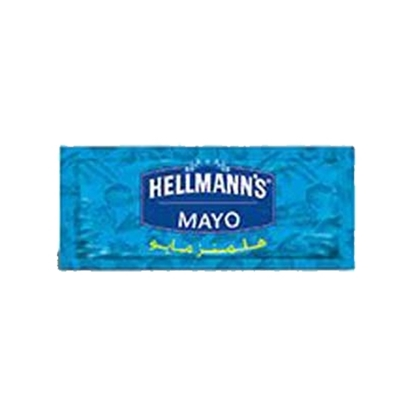 Picture of Hellmann's Mayonnaise Sachets (1000x10g)
