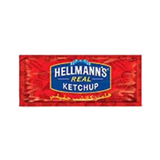 Picture of Hellmann's Real Ketchup Sachets (1000x10g)