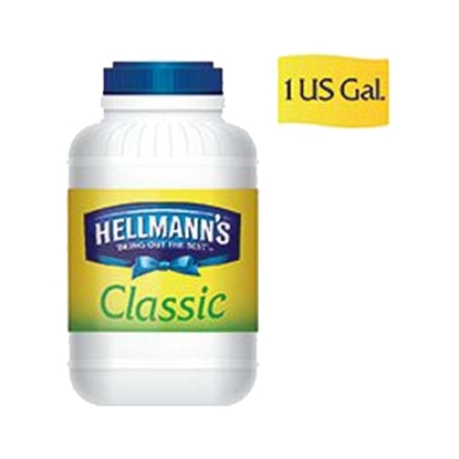 Picture of Hellmann's Classic Mayonnaise (4x3.78L)