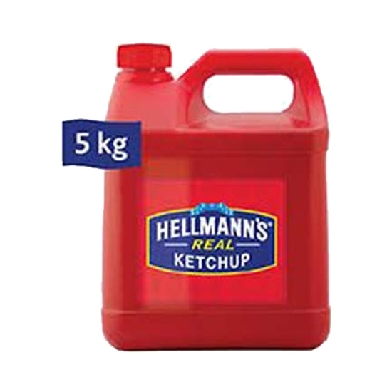 Picture of Hellmann's Real Ketchup (4x5kg)