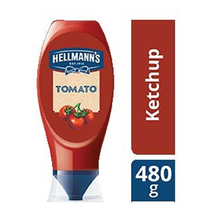 Picture of Hellmann's Table Top Ketchup (8x480g)