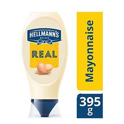Picture of Hellmann's Table Top Mayonnaise (8x395g)