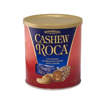 Picture of Brown & Haley Canister Cashew Roca 10 Oz *9